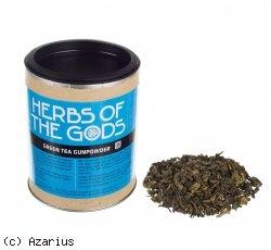Groene thee Gunpowder
