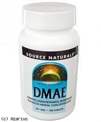 DMAE sublement